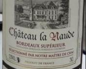 Lichidare stoc de vin Bordeaux