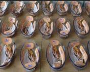 Lichidare stoc vase din sticla borosilicata si salatiere inox