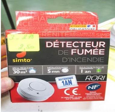 Lichidare stoc detectoare de fum