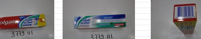 Lichidare stoc pasta de dinti ''Colgate''