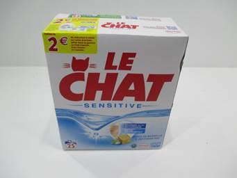 Detergent de rufe ''Le Chat'' ( Persil)