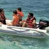 Barca gonflabila Quicksilver 270 AIR DECK - American Nautics -