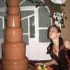 Fantana de ciocolata - 135 cm