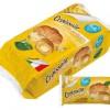 Croissant crema vanilie 210g