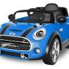 Kinderauto Mini Hutch 2x30W 2X6V #Albastru
