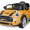 Kinderauto Mini Hutch 2x30W 2X6V #Galben