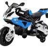 Motociclete electrice pentru copii BMW 1000 RR 1x 35W 12V #Albastru