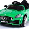 Kinderauto Mercedes GT-R 2x25W #Verde