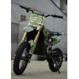 Motocicleta electrica Eco Tiger 1000W 36V 12/10