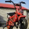 Mini Motocicleta electrica pentru copil 3-7 ani cu roti AJUTATOARE