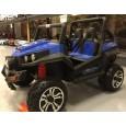 UTV electric pentru 2 copii Golf-Kart 4x 45W 2x12V cu Bluetooth