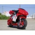 Mini Motocicleta electrica pentru copii NITRO Eco Pocket Bike 1000W