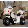 Mini Motociclet? electric? LQ998, recomandata 1-3 ani #Alb