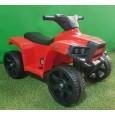 ATV electric pentru copil 1-3 ani, Offroad Panda 35W #Rosu