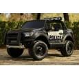 Masinuta electrica pentru 2 copii Ford RAPTOR Police 2x45W 12V #Black