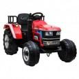 Tractor electric cu TELECOMANDA pentru copii Kinderauto HL2788 #RED