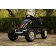 Masinuta GO Kart cu pedale de la Ford cu ROTI Gonflabile