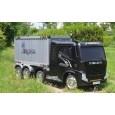 Camion electric pentru copii cu Remorca TIP container BJJ2011 4x30W