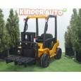 Motostivuitor electric pentru copii JD0B 2x45W cu Mp4 si furca electrica