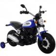 Motocicleta electrica pentru copii QK307 2x30W cu roti Gonflabile