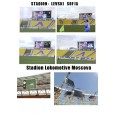 Panouri gigant stadioane