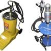 Pompe gresare manuale si pneumatice, diferite modele