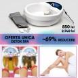 DETOX SPA - aparat profesional de detoxifiere a organismului
