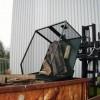 Container basculant cu zabrele Bauer GU-G 1000