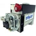 Generator electric actionat hidraulic HG