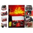 Stingator mobil de incendiu, cu presiune, Oertzen HDL
