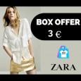 BOX OFFER! MIX ZARA 3 EURO/BUC