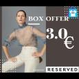 BOX OFFER! MIX RESERVED DAMA 3 EURO/BUC