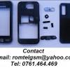 Carcasa Samsung S5230 Black ( NEAGRA ) ORIGINALA COMPLETA SIGILATA