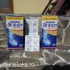 Pastile pentru igienizat proteze dentare