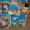 PALETI CU JUCARII Brand-uri cum ar fi Playmobil, Lego, Barbie- GERMANIA