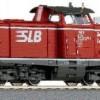 locomotiva diesel